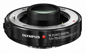 「M.ZUIKO DIGITAL 1.4x Teleconverter MC-14」
