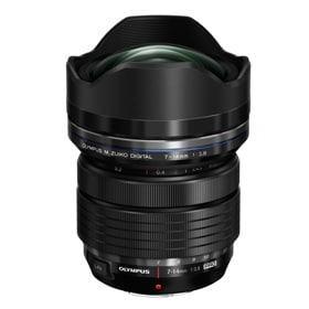 「M.ZUIKO DIGITAL ED 7-14mm F2.8 PRO」