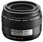 「ZUIKO DIGITAL 35mm F3.5 Macro」