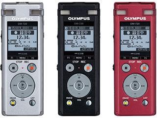 高音質と多彩な機能のICレコーダー「Voice‐Trek DM-720」を発売 ...